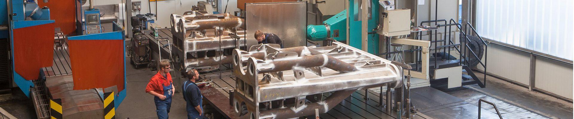 Karl Wrede Stahl- und Maschinenbau GmbH