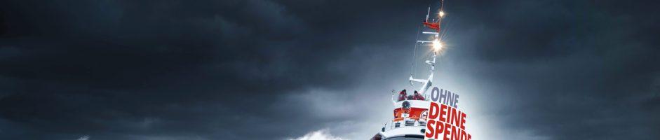 Spende: 2.000,- € für die Deutsche Gesellschaft zur Rettung Schiffbrüchiger (DGzRS)