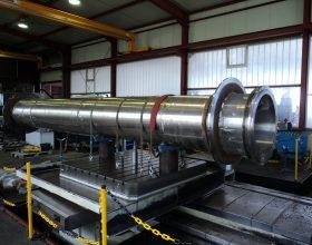 CNC-Bohrwerksbearbeitung Glühtrommel