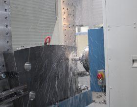 CNC-Bohrwerksbearbeitung Grundplatten
