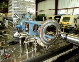 CNC-Bohrwerksbearbeitung Rührwerkslaterne