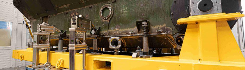 Erfolgreiche Herstellerqualifikation DIN 2303