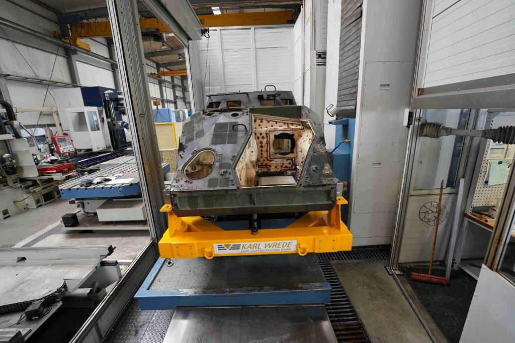 CNC-Bohrwerksbearbeitung