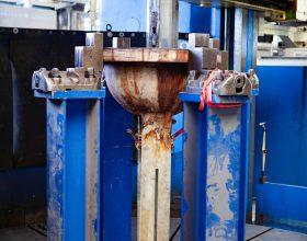 Pumpenlaterne Kühlwasserpumpe AKW