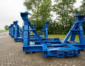 Transportrahmen Getriebe 6 MW