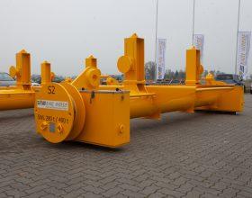 Turmhebetraverse SWL 400-280 t