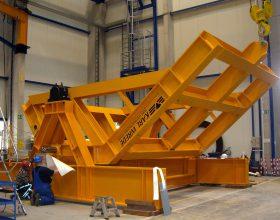 Wenderahmen Maschinengehäuse 5 MW