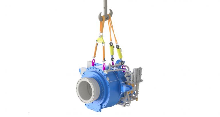 Anschlagmittel für Getriebe 5M / 6M