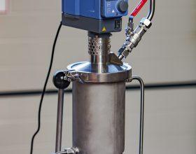 detail laboratory agitator
