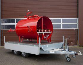 extinguishing container