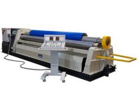 IMCAR-CNC-Walzen-Rundbiegemaschine