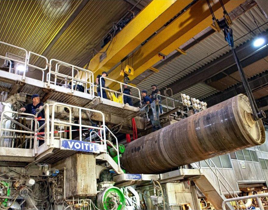 Leistungen in der Industriemontage