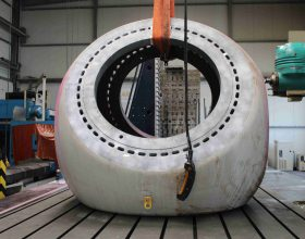 just-in-time-repair nacelle NM 60