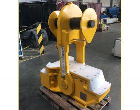 lifting gear rotor star SWL 180 t - 6 MW