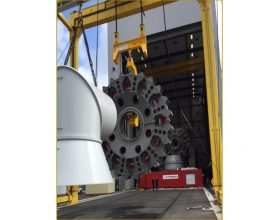 lifting traverse rotor 100 t