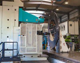 mechanical machining of base plates