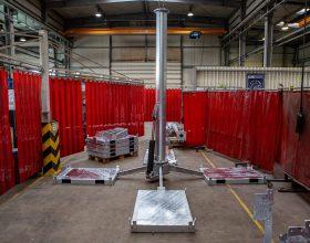 modular camera mast