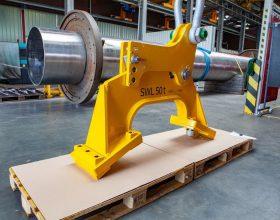 rotor star traverse 2,3 MW - SWL 50 t