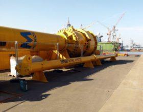 Pile-Traverse SWL 270 t