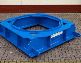 resting block rotor star 5/6 MW