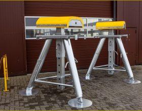 rotor blade deposition rack 3/5/6 MW