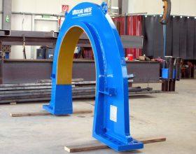rotor shaft holding bracket 3 MW