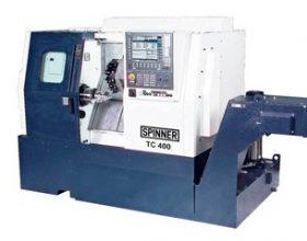 SPINNER TC 400-52-MC CNC-Drehmaschine
