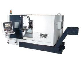 SPINNER TC 800-85-SMCY CNC-Drehmaschine