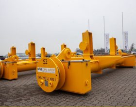 tower lifting gear SWL 280-400 t