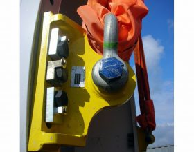 tower lifting gear SWL 70 t