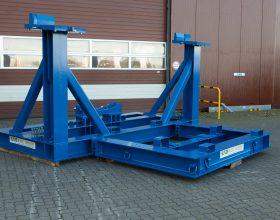 transport frame gearbox 5 MW