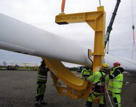 traverse rotor blade 6 MW