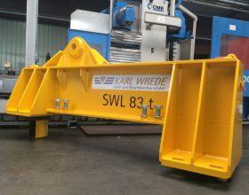 traverse rotor shaft assembly 6 MW